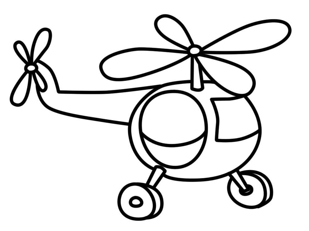 Вертолет малыш » Раскраски для детей распечатать бесплатно ...
